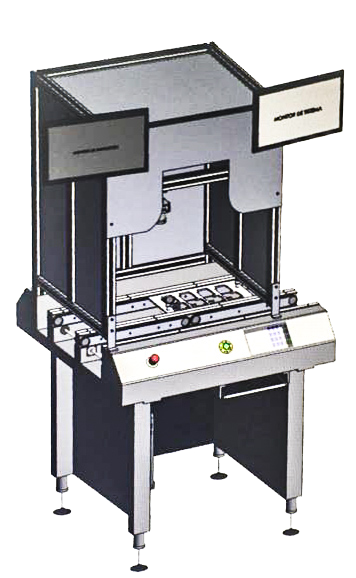 Automated Machine for Industrial Process