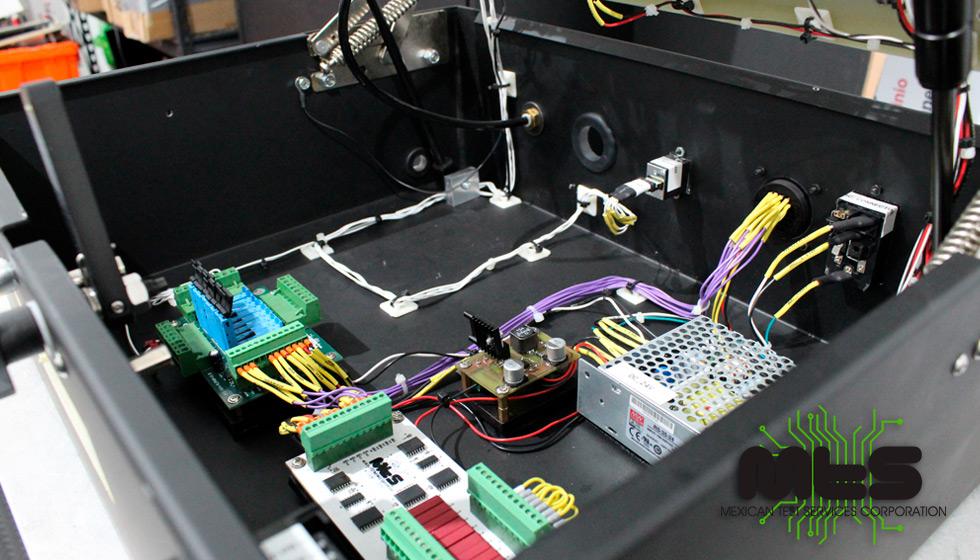 automated hardware & programing
