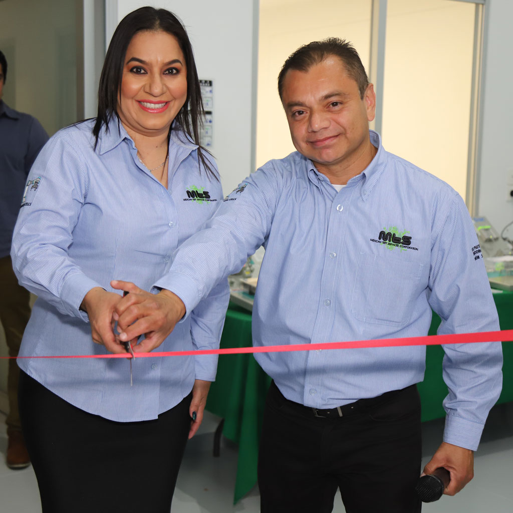 Mexican test inauguración